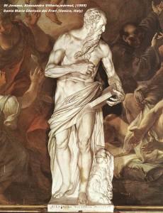 St. Jerome, Alessandro Vittoria