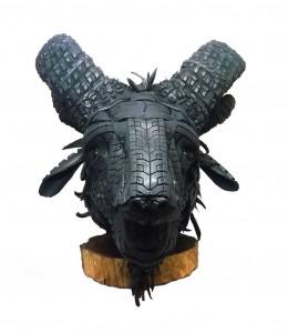 Ram head.