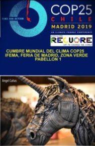 COP 25 Chile, Madrid, Conferencia de las Naciones Unidas sobre el clima