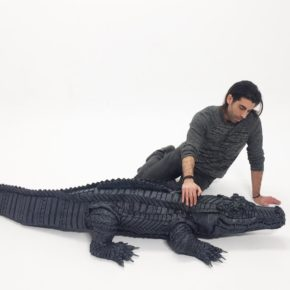 "Angel Cañas ""Crocodile 2020"""
