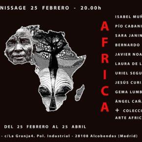 ABOUT AFRICA – Del 25 FEB al 25 ABR en Est_Art ( exposición alargada hasta octubre por el COVID-19)