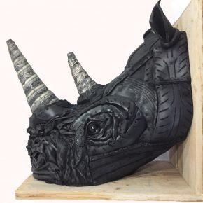 Angel Cañas - Rhino II 2017